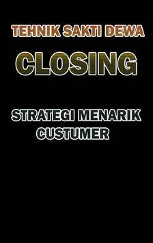Teknik Closing, screenshot 5