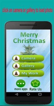 Christmas DP Profile Maker poster