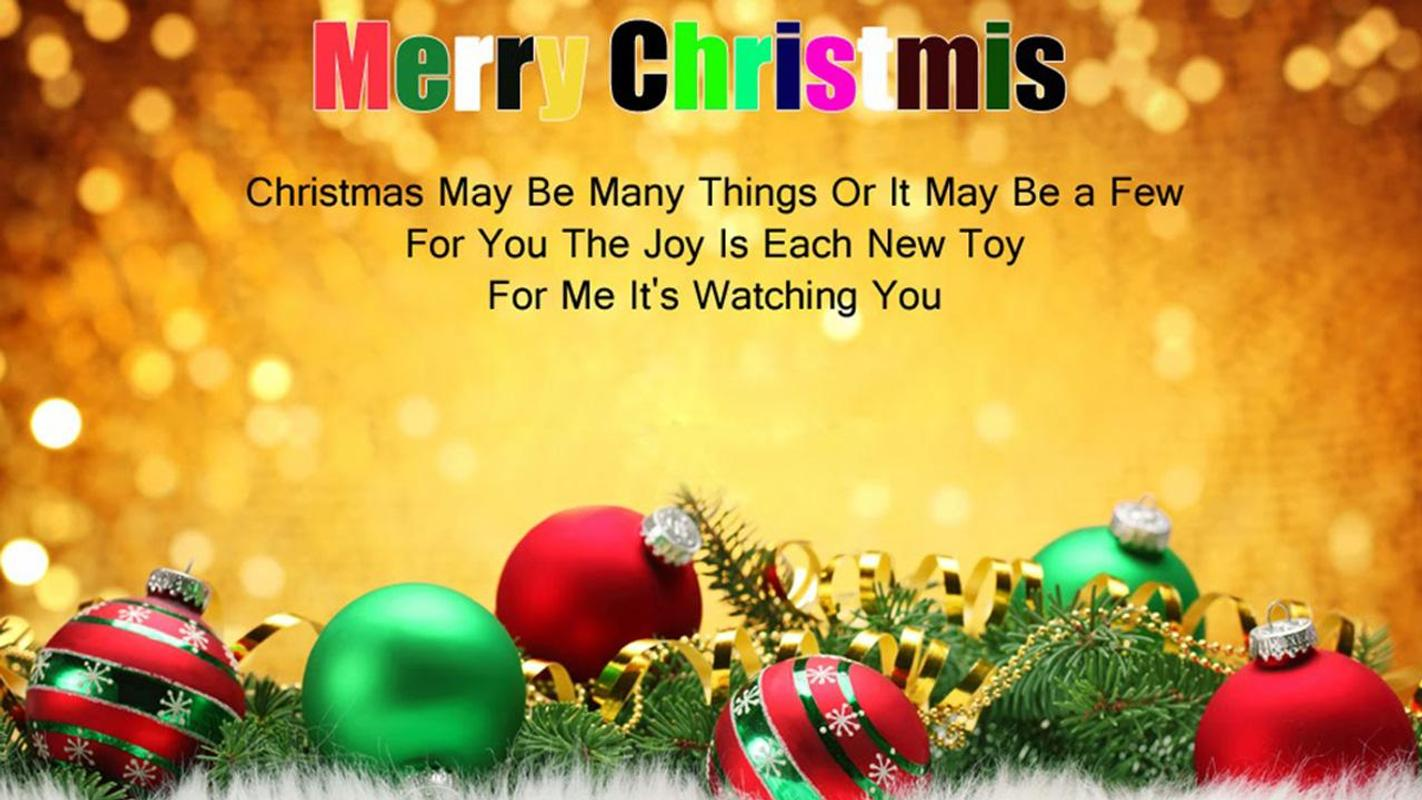 Christmas SMS for Android - APK Download