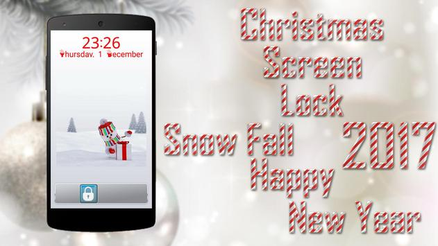 Christmas Screen Lock screenshot 6