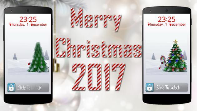 Christmas Screen Lock screenshot 3