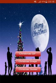 MerryChristmas GiF  2018 poster