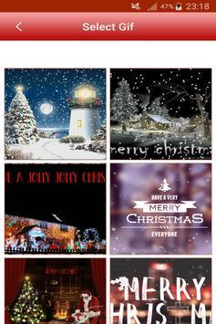MerryChristmas GiF  2018 screenshot 1