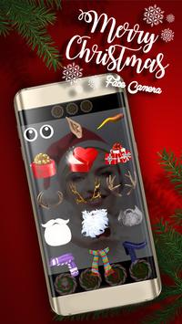 Merry Christmas Face Camera screenshot 2