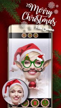 Merry Christmas Face Camera screenshot 4