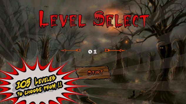 Cat Noir Vs Zombie Frontier screenshot 3