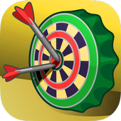 Drunk Darts Shot Match 3D icon