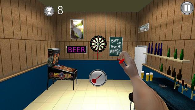 Drunk Darts Shot Match 3D apk screenshot