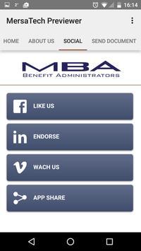 MBA BENEFIT ADMINISTRATORS screenshot 2