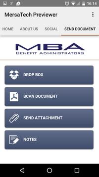 MBA BENEFIT ADMINISTRATORS screenshot 3