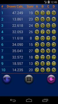 Systems for Pick4 lottery screenshot 3