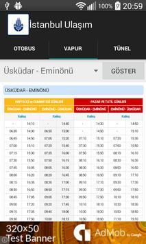 İstanbul Şehir Hatları / Tünel screenshot 4