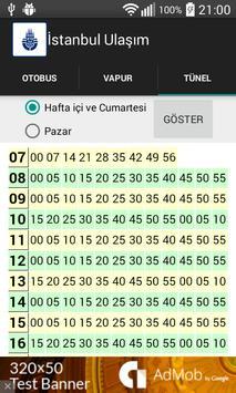 İstanbul Şehir Hatları / Tünel screenshot 5