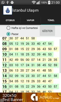 İstanbul Şehir Hatları / Tünel screenshot 6
