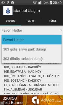İstanbul Şehir Hatları / Tünel screenshot 2