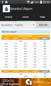 İstanbul Şehir Hatları / Tünel screenshot 3