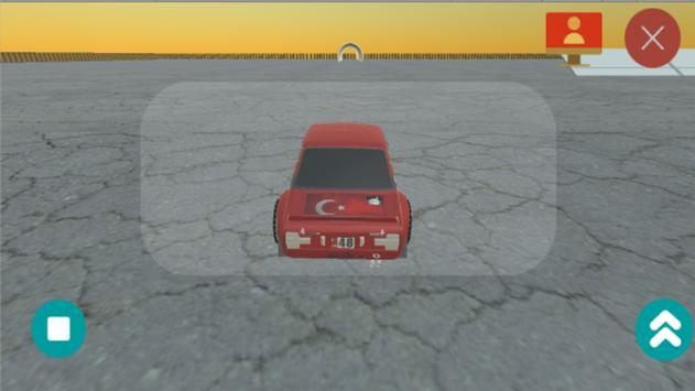 131 Şahin Drift 3D poster