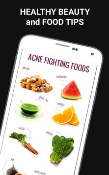Healthy Beauty and Food Tips apk screenshot