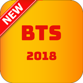 BTS 2018 icon