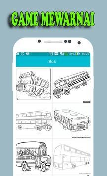 New Game Coloring Tayo Bus screenshot 3