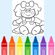 Coloring Dolls