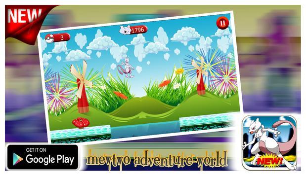 mewtwo adventure world apk screenshot