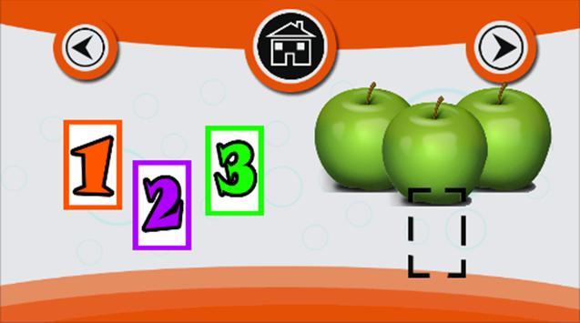 Preschool Addition Subtraction poster