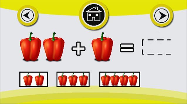 Preschool Addition Subtraction screenshot 2