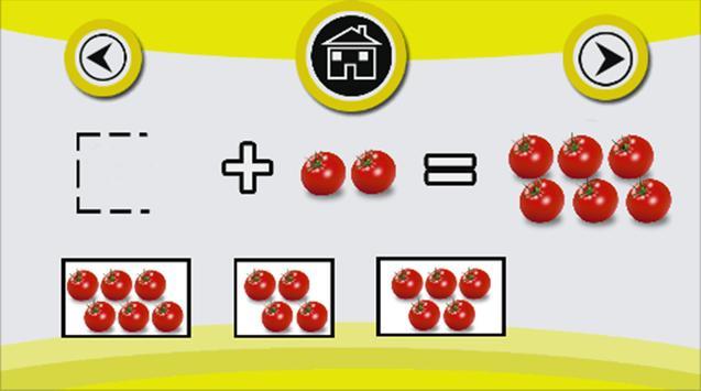 Preschool Addition Subtraction screenshot 3