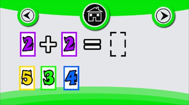 Preschool Addition Subtraction screenshot 4