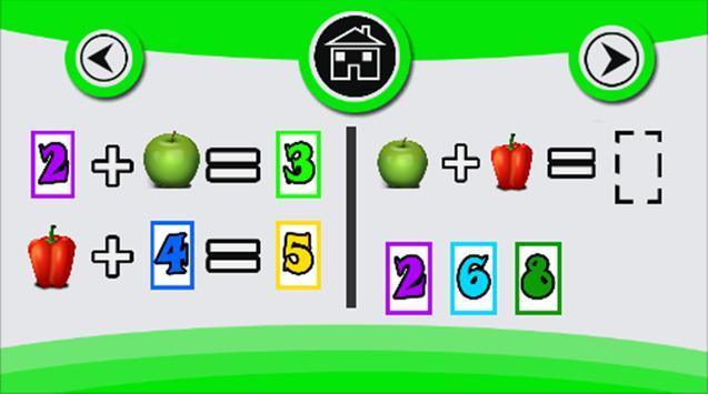 Preschool Addition Subtraction screenshot 5