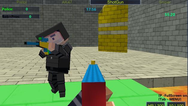 Pixel Girls Combat screenshot 5
