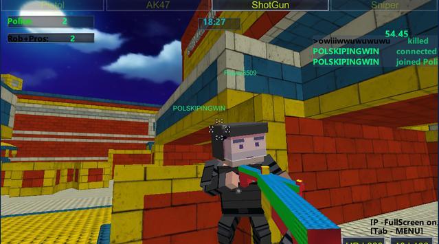 Pixel Girls Combat screenshot 7