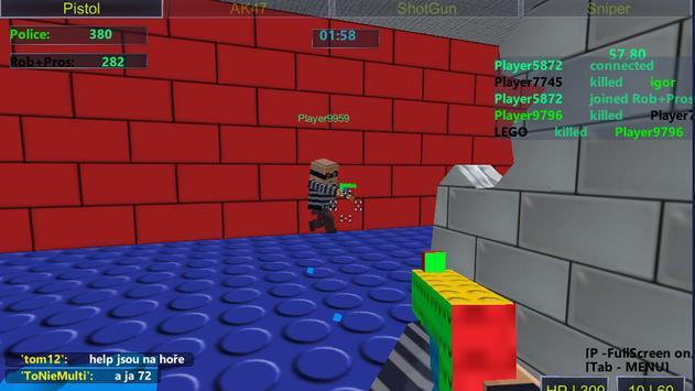 Pixel Girls Combat screenshot 8