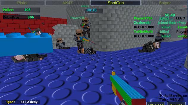 Pixel Girls Combat screenshot 9