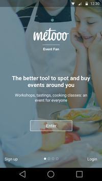 Metooo Event Fan apk screenshot