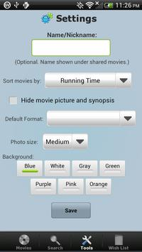 Movie Collection & Inventory apk screenshot