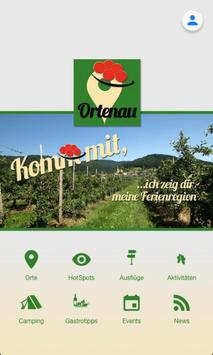 Ferienregion Ortenau poster