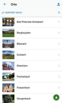 Ferienregion Ortenau screenshot 1