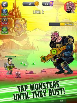 Tap Busters: Galaxy Heroes apk screenshot