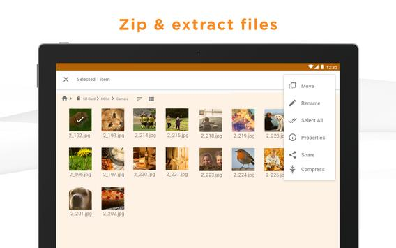 Astro File Manager (File Explorer) apk screenshot