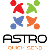 ASTRO QuickSend icon