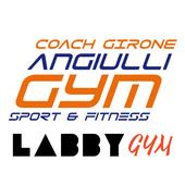 Angiulli LabbyGym icon