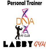DNA fit club PT LabbyGym icon