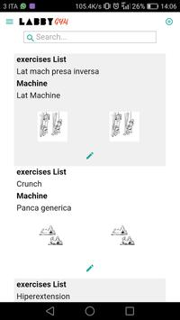 DNA fit club PT LabbyGym apk screenshot