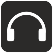 Metal Music Player icon