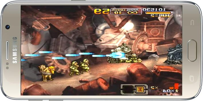 2017 Guia Metal Slug apk screenshot
