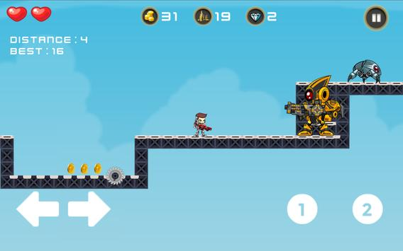Metal Titans screenshot 4