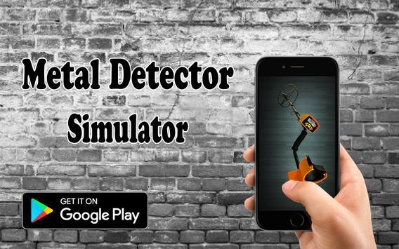 Metal Detector Simulator apk screenshot