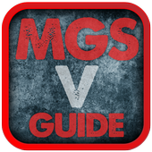 Metal Gear Solid V Guide icon